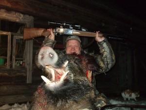 Wild boar Кабан 003