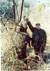 Wild boar Кабан 013