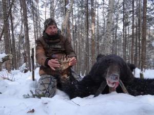 Bear Медведь 007