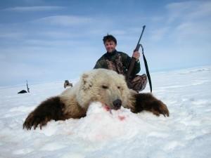 Bear Медведь 014