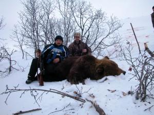 Bear Медведь 016