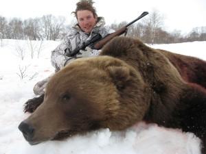 Bear Медведь 017