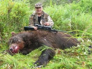 Bear Медведь 018