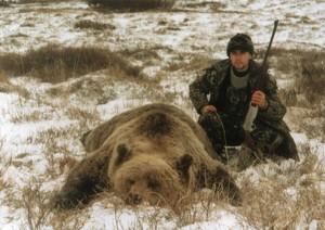 Bear Медведь 022