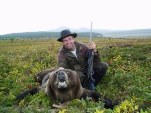 Bear Медведь 023